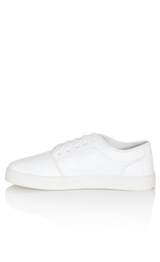 Addie Sneaker - white