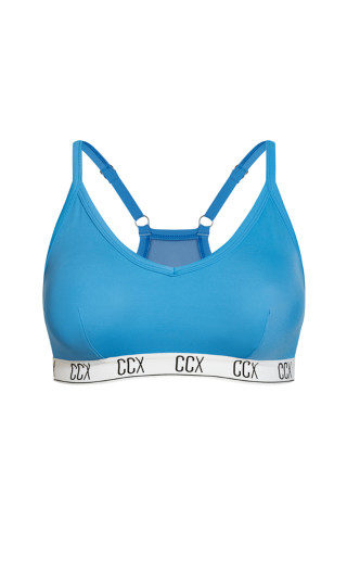 CCX Soft Cup Bra - french blue