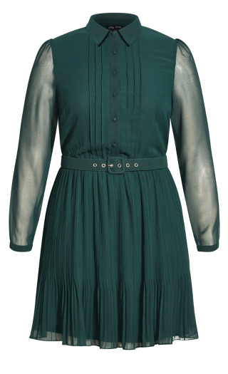 Precious Dress - jade