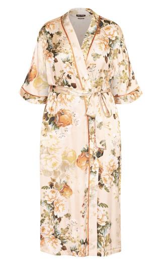 Romantic Robe - beige