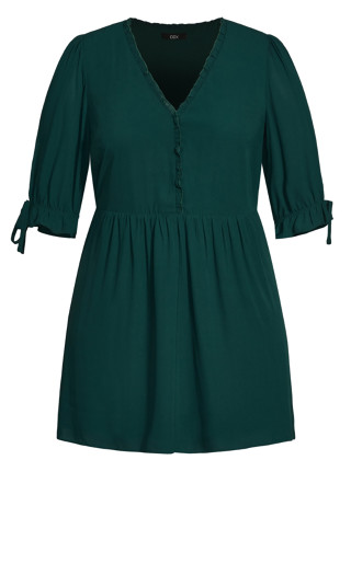 Dreamer Dress - jade