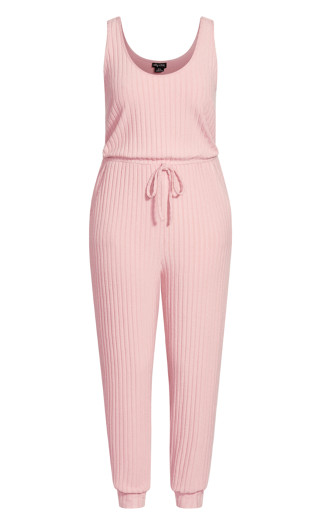 Ella Jumpsuit - blush