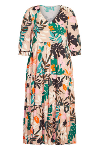 To The Max Dress - light pink