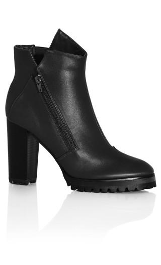 Blix Ankle Boot - black