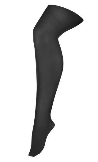 40D Opaque Tights - black