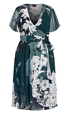 Precious Jade Dress - precious jade
