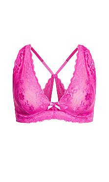 Zoey Bralette - pink