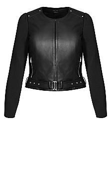 Multi Underground Jacket - black