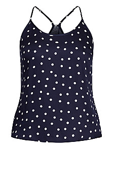 Kitty Cami - navy