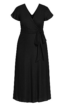 Sashay Dress - black