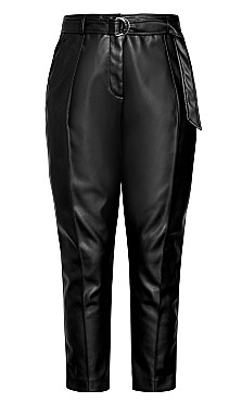 On Point Pant - black