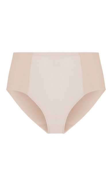 Smooth & Chic Control Shorty - latte