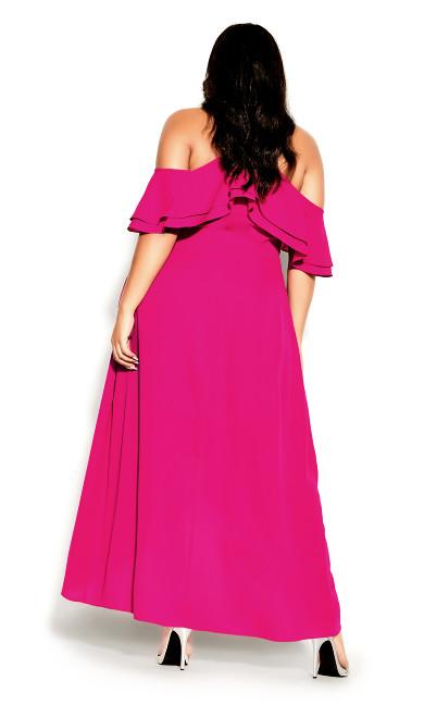 Miss Jessica Maxi Dress - pink
