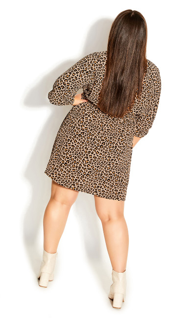 Cheetah Tunic - cheetah