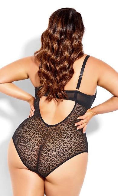Isabel Bodysuit - black