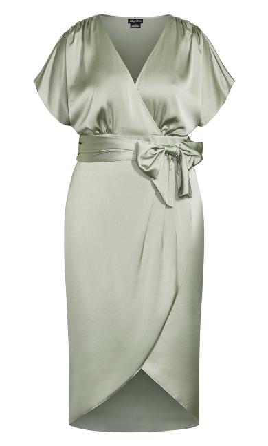 Tangled Dress - sage