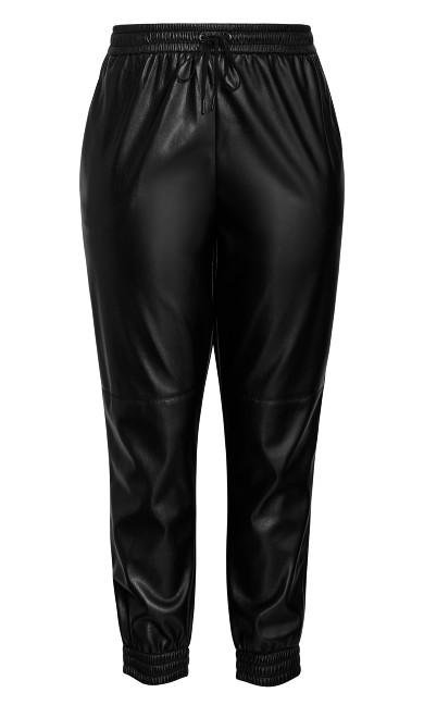Luxe Jogger Pant - black