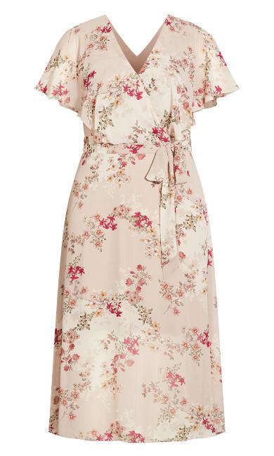 Flower Child Dress - blush