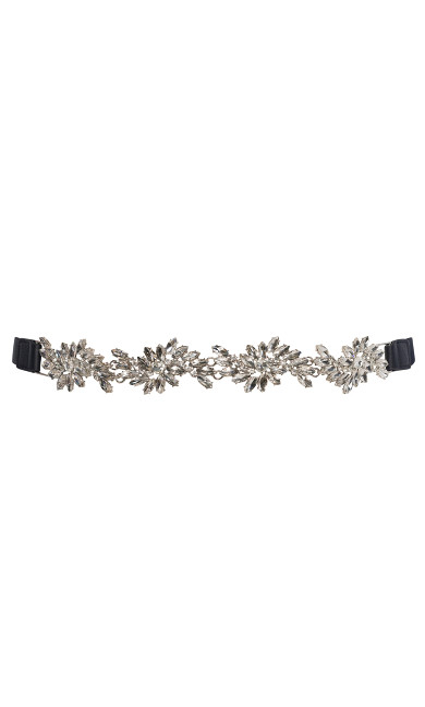 Luminosity Belt - silver