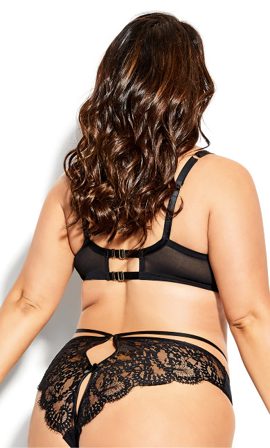 Delores Shorty - black