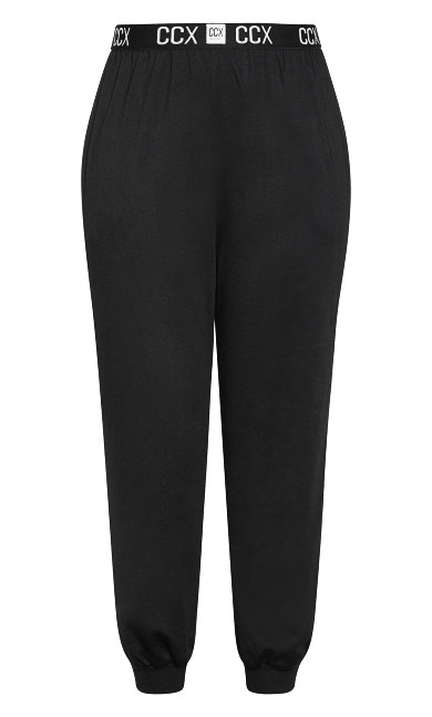 Street Cred Pant - black