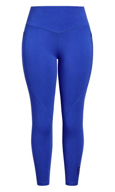 Active 7/8 Legging - royal blue