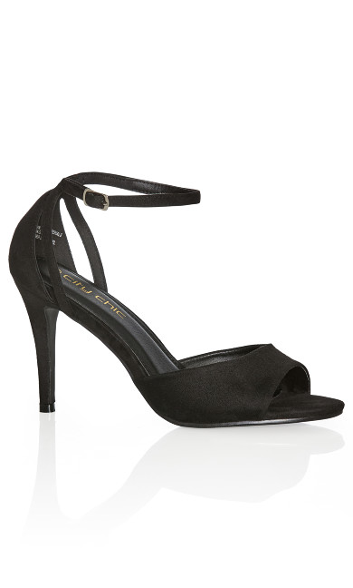 Bria Heel - black