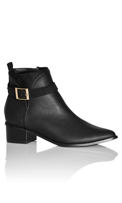 Micah Ankle Boot - black
