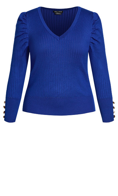 Rebel Rock Jumper - lapis