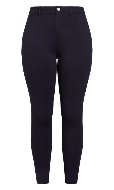 Subtle Legging Pant - navy