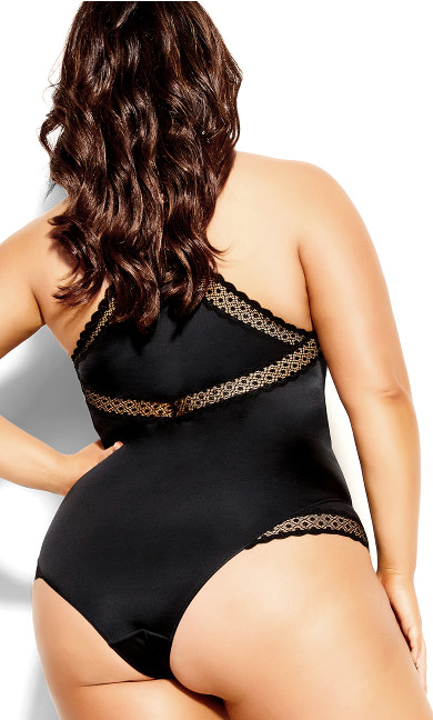 Krista Bodysuit - black
