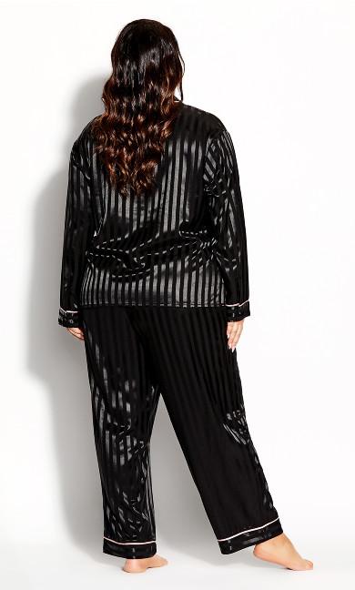 Sophia Sleep Pant - black