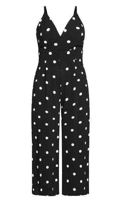 Spot Dream Jumpsuit - black