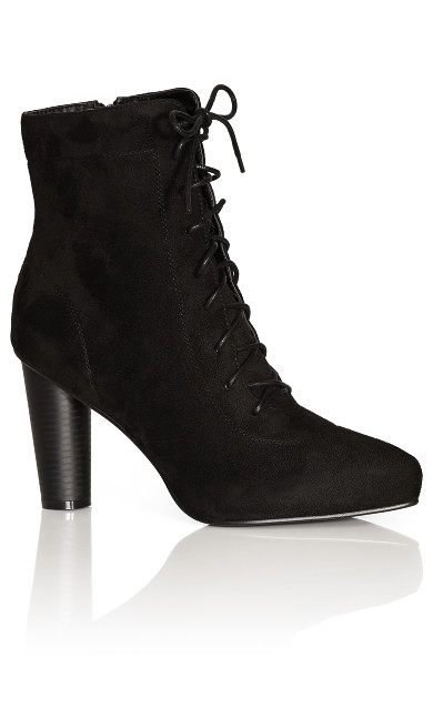 Vitti Ankle Boot - black