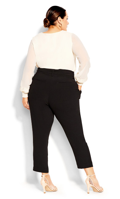 Pin Up Pant - black
