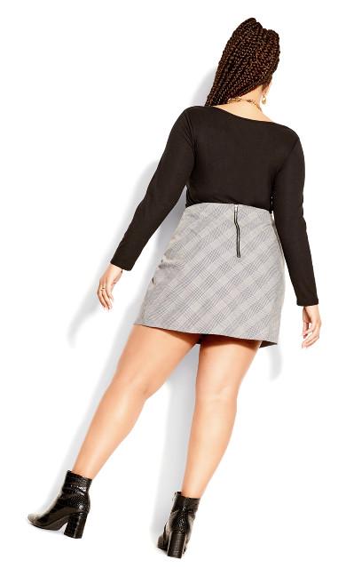 Checkout Skirt - ivory