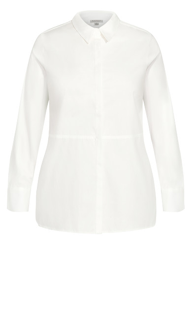 Classic Shirt - ivory