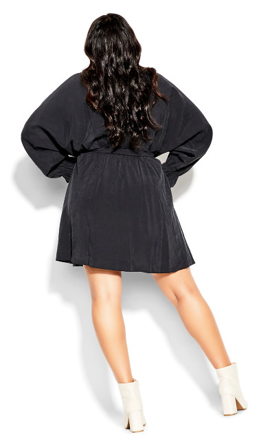Romanticise Tunic - black