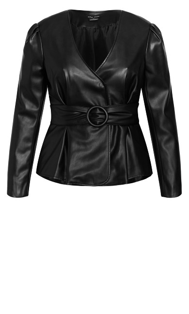 Midnight Moments Jacket - black