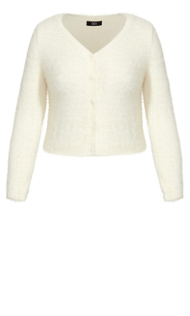 Softly Sweet Cardigan - cream