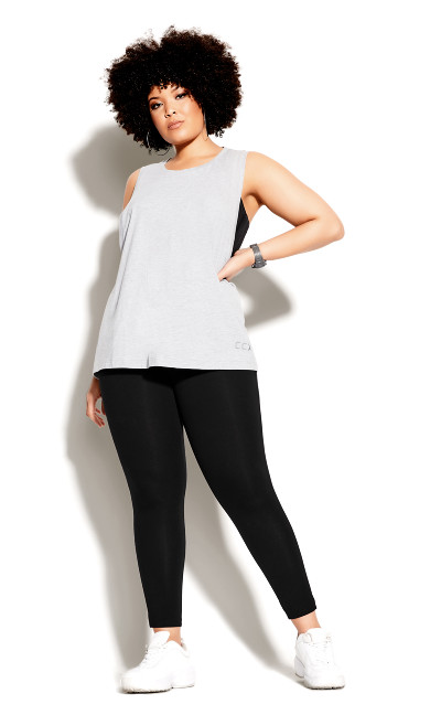 Plus Size Everyday CCX Legging - black