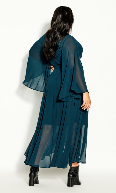Fleetwood Maxi Dress - alpine