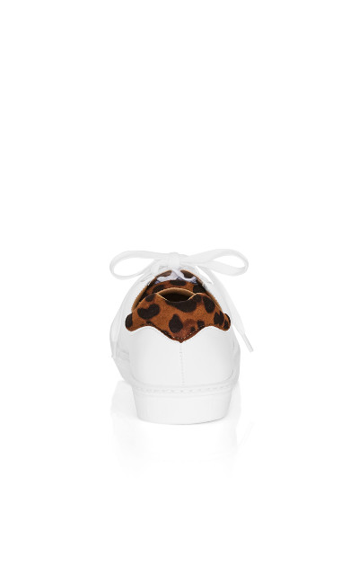 Carrie Print Sneaker - animal