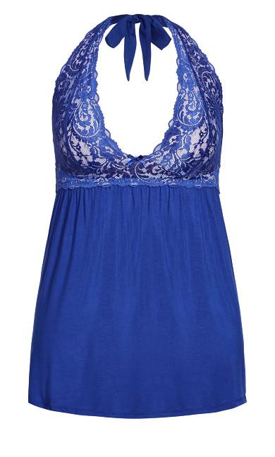 Soft & Comfy Babydoll - blue