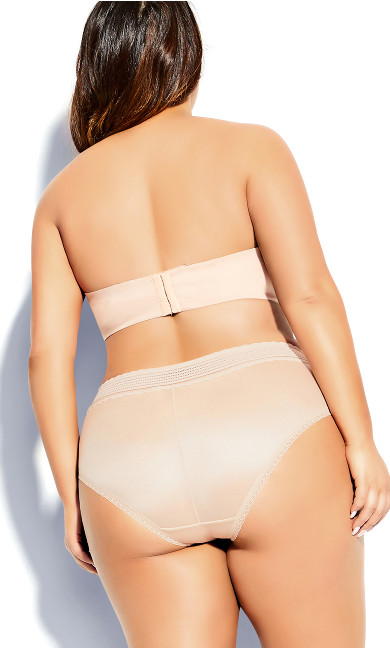 Bodycon Multiway Bra - latte
