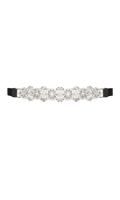 Cherish Belt - silver