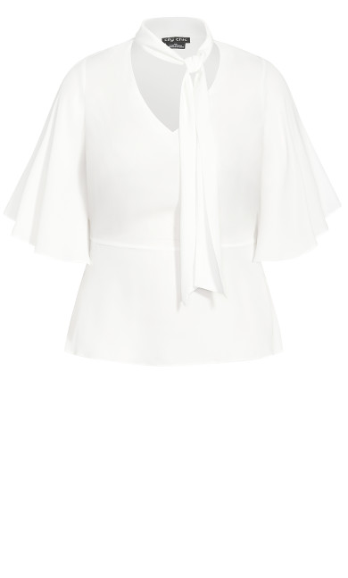 Decor Shirt - ivory