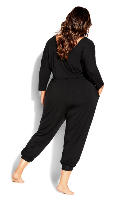 Ruby Jumpsuit - black