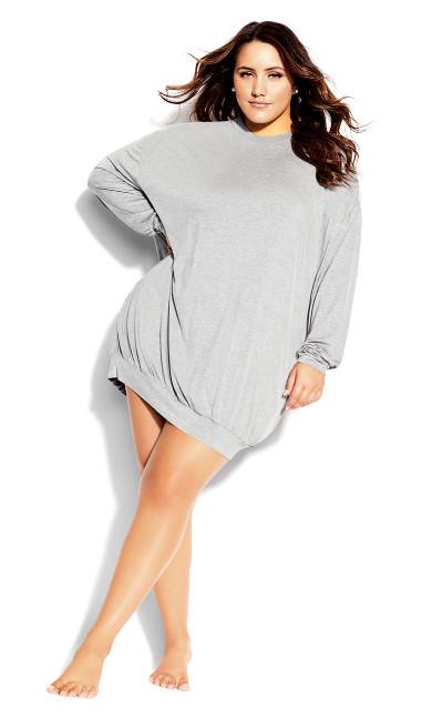 Molly Pant - gray