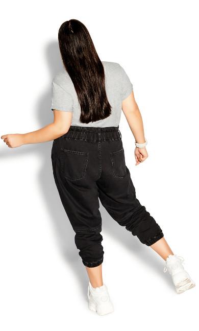 Harley Stitch Jean - black
